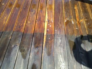 Deck Cleaning And Staining Nashville Outdoor Prowash