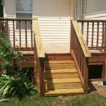 Deck Staining Nashville TN