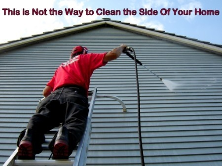 Why You Should Hire A Pressure Washing Specialist