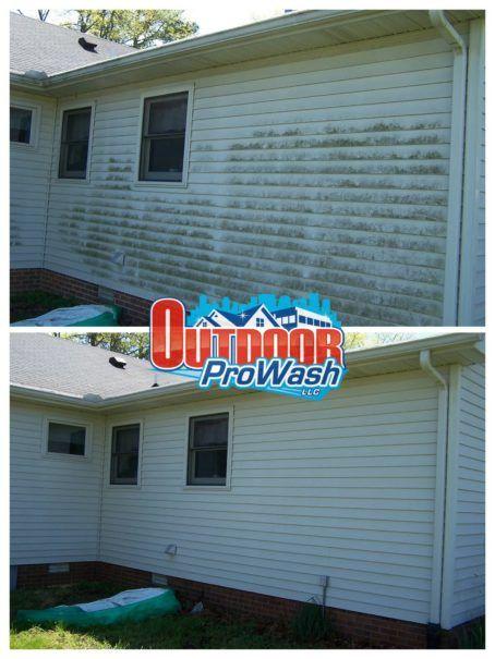 Outdoor ProWash | Pressure Washing Service