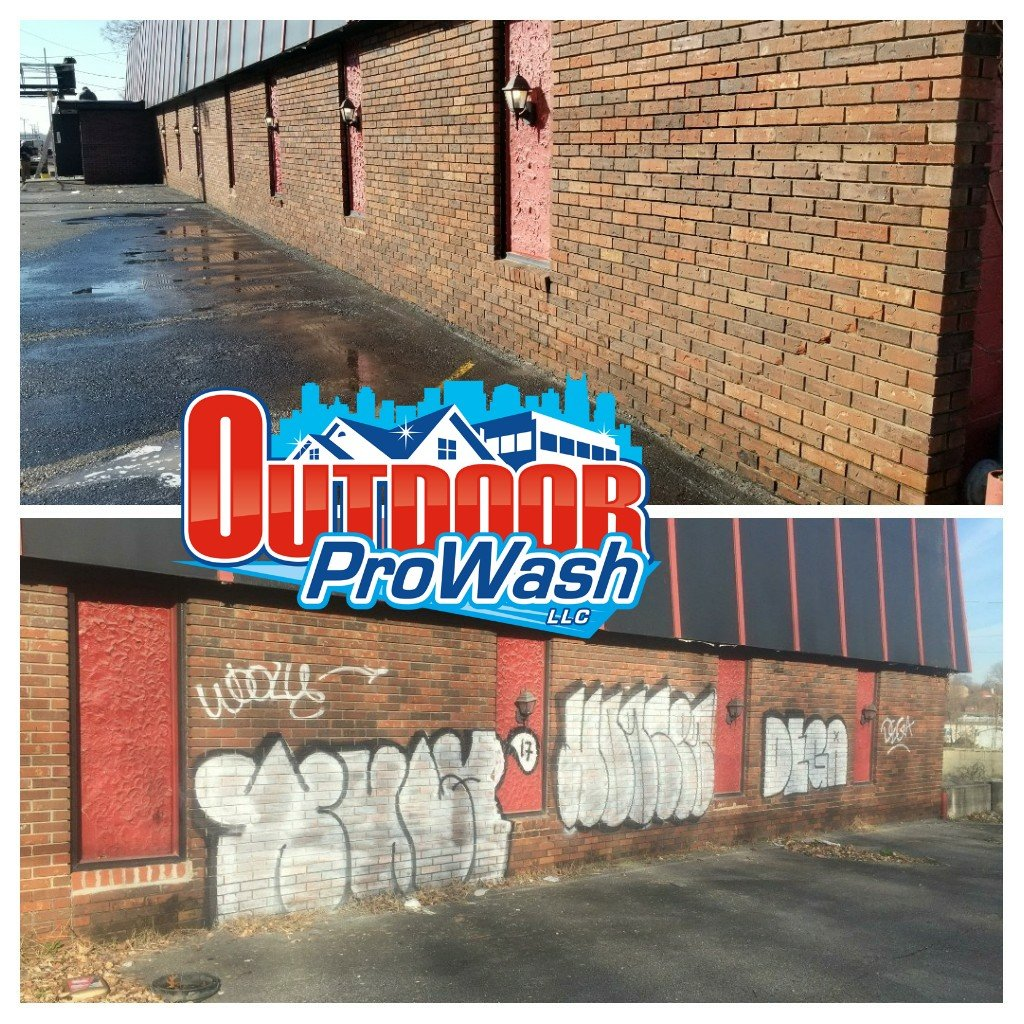 Outdoor ProWash   Pressure Washing Service